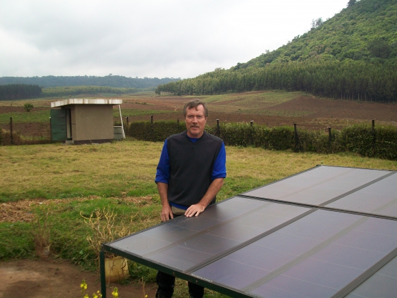 Solar PV Systems in Rural Settings