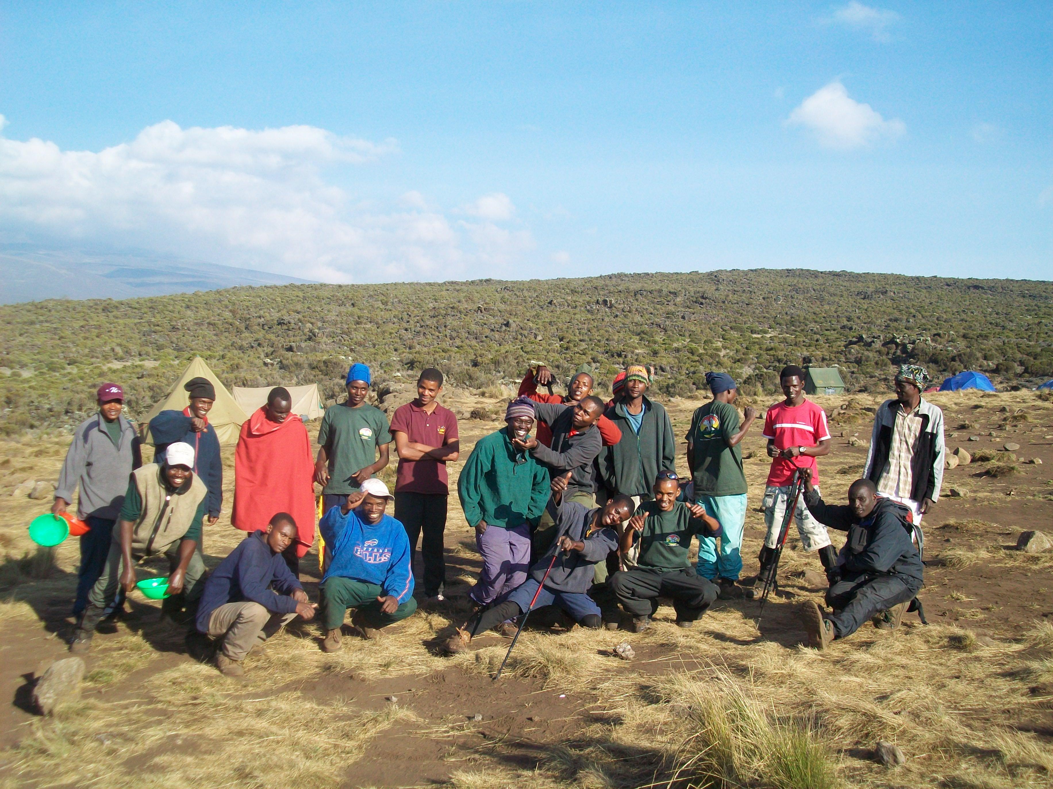 Day 2 To Shira 1 Camp kili106