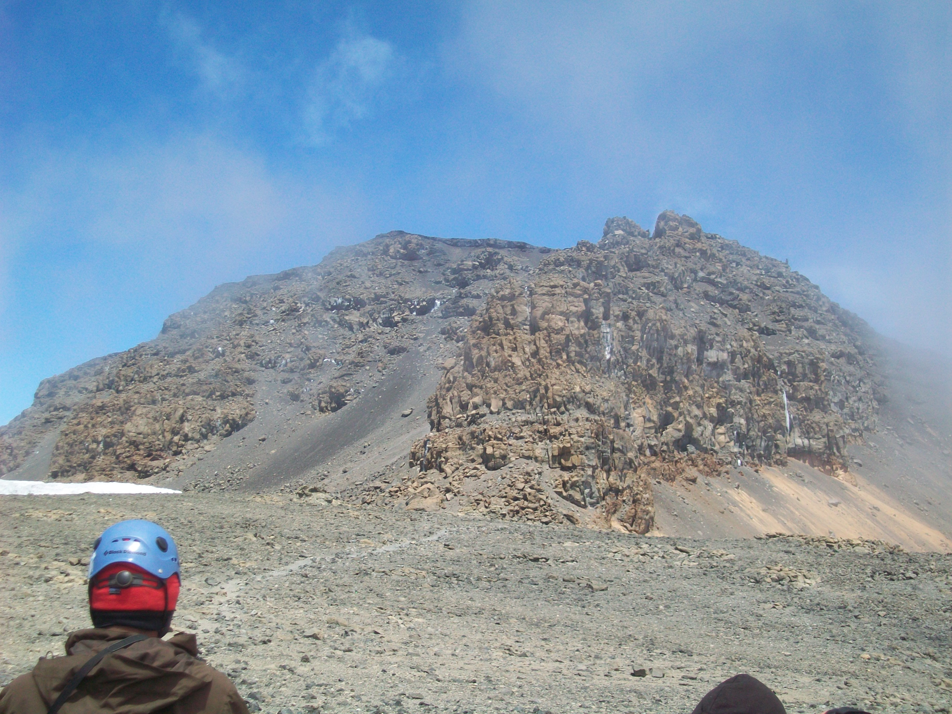 Day 6 Western Breach To Crater Camp kili020 tomorrows climb