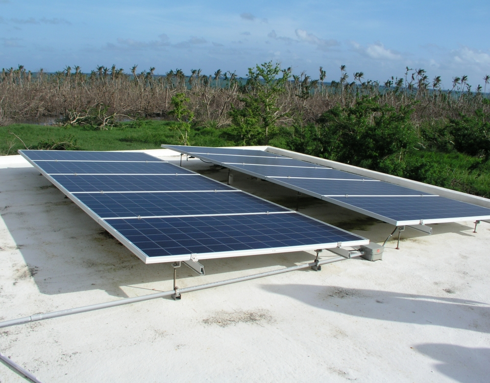 Casa Verde Solar Modules