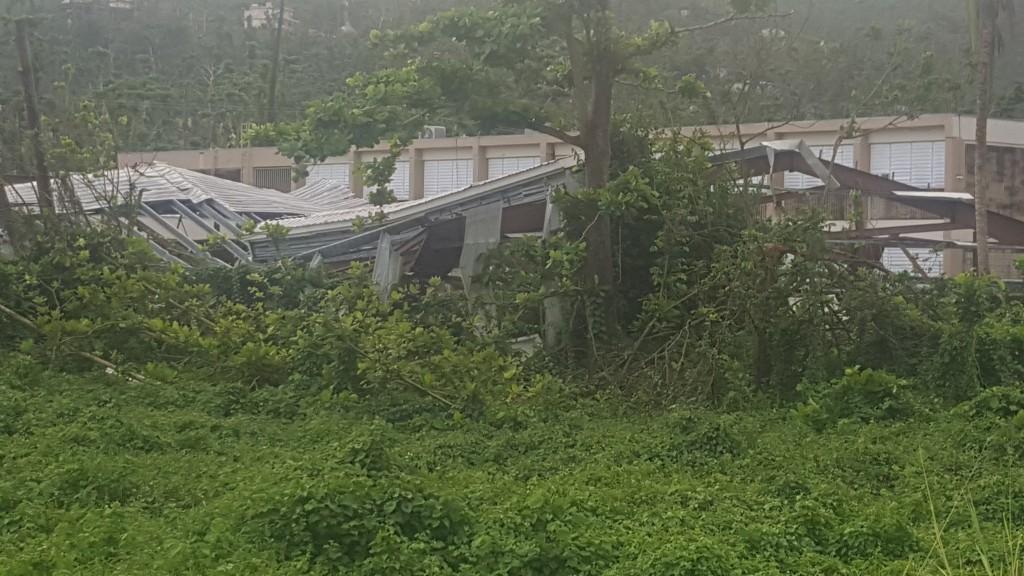 Yabucoa destruction